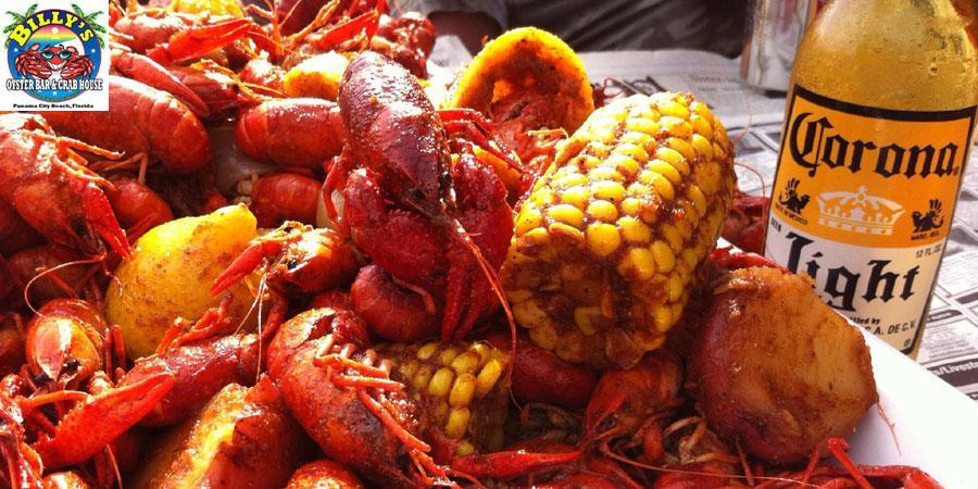 Panama City Beach Seafood Restaurant